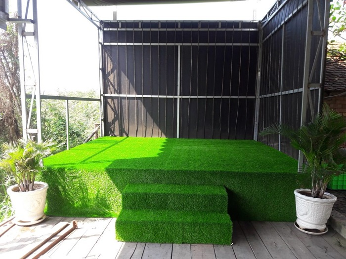 Những ưu điểm nổi bật của cỏ nhân tạo