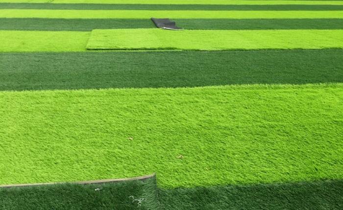 Cỏ nhân tạo Cà Mau mang đến không gian sống xanh