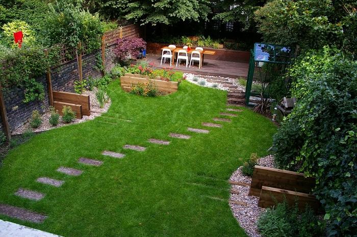 Những ưu điểm vượt trội của cỏ nhân tạo