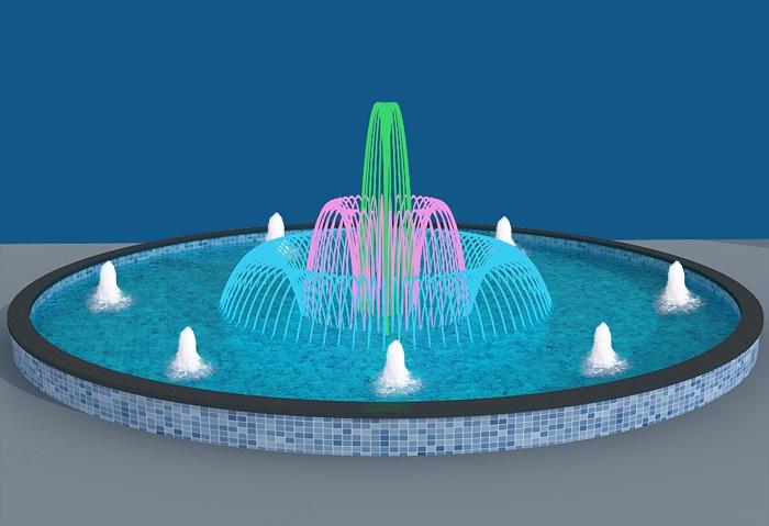 Tìm hiểu về đài phun nước