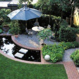 Biệt thự sân vườn