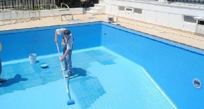 báo giá sửa chữa hồ bơi