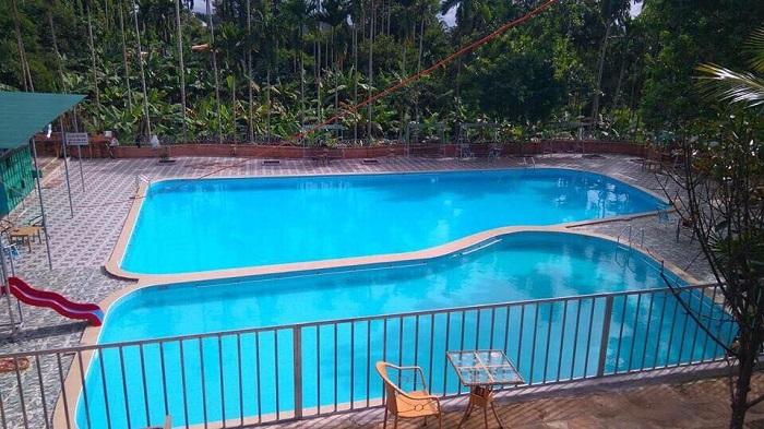 Dịch vụ sửa chữa hồ bơi