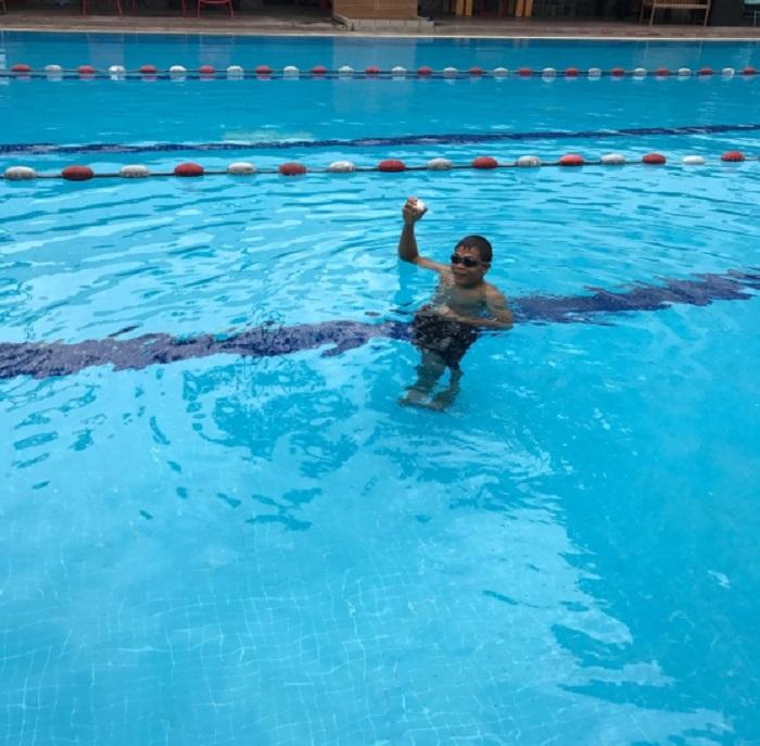 Sửa chữa bể bơi-Nhu cầu tất yếu