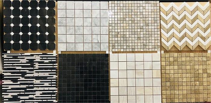 Gạch Mosaic men