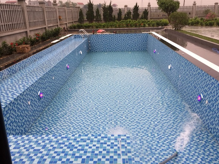 Đa dạng đơn vị thi công bể bơi trên thị trường hiện nay