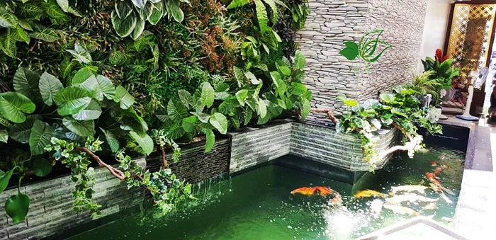Các loại cây cỏ giả tại Hoa Thịnh Phát