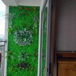 Báo giá thi công tường cây giả tại Nha Trang
