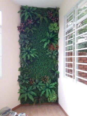 tường cây nhựa Đồng Nai