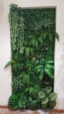 Tường cây giả Đồng Nai