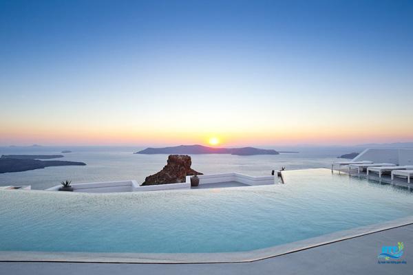 Khách sạn Grace: Santorini, Hy Lạp