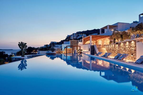 Hồ bơi  Hy Lạp