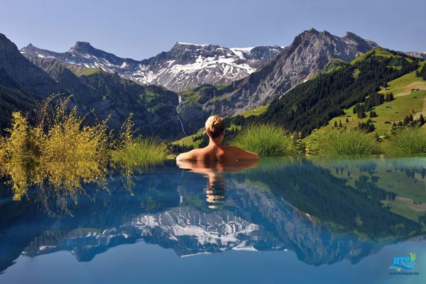 Kỷ Cambri: Adelboden, Thụy Sĩ