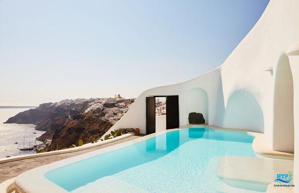 Khách sạn Perivolas ở Hy Lạp