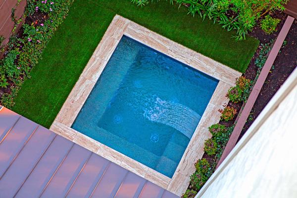 bể bơi mini gia đình