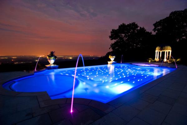 Đèn hồ bơi Halogen thương hiệu Astral