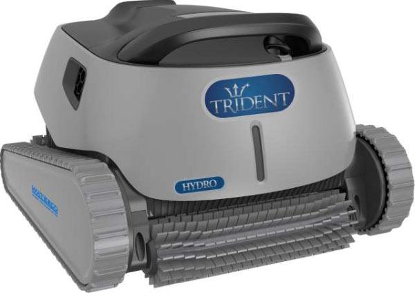 4.Robot vệ sinh hồ bơi Waterco Trident HYDRO