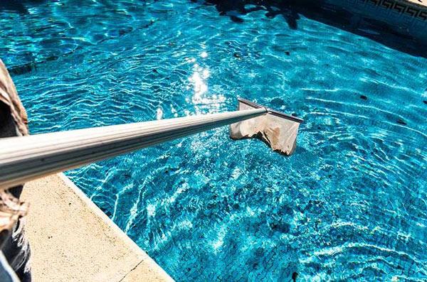 Sào nhôm vệ sinh hồ bơi Midas