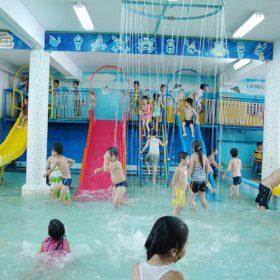 Xây dựng hồ bơi trường học đúng tiêu chuẩn